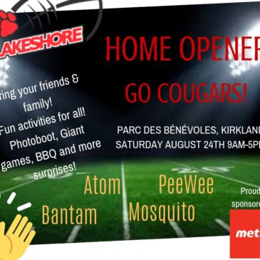 Metro will be at our home opener this coming Saturday!